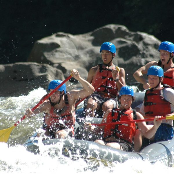 Barron River Rafting Half Day