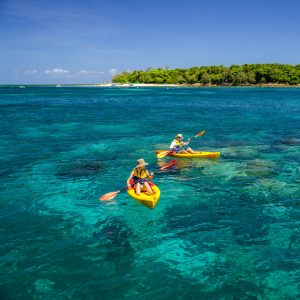 Cairns is the water sports capital of Australia.  With perfect tropical weather take your pick of our best water sports.    Join us for a whole lot of fun in Tropical North Queensland.