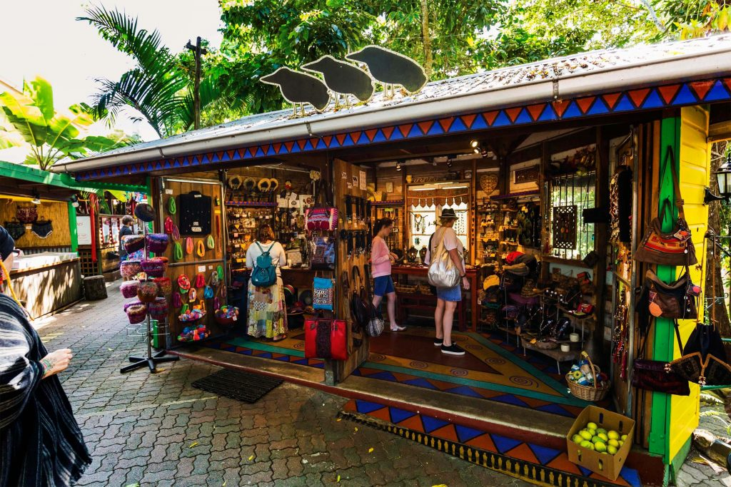 Cairns Shopping and Markets