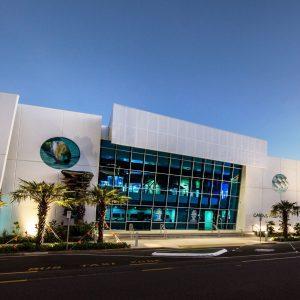 Aquarium in Cairns