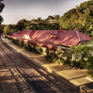 Kuranda Scenic Train and Coach
