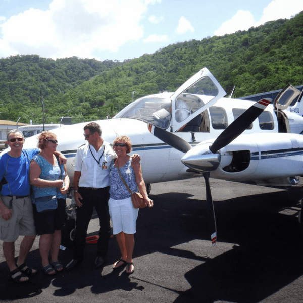 Great Barrier Reef Scenic Flights