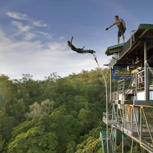 Bungy Jump Cairns