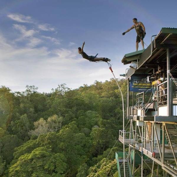 Bungy Jump Cairns