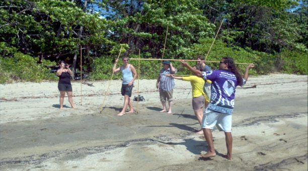 Spear Throwing Class