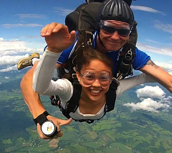 Cairns Tour Package Skydiving, Reef and Daintree Rainforest (3 day)