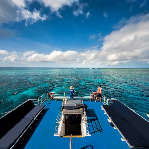 Great Barrier Reef, White Water Raft and Bungy (2 Days)